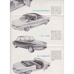 Catalogue / Leaflet PANHARD...