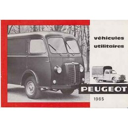 Catalogue / Leaflet PEUGEOT...