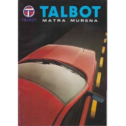 Catalogue / Brochure TALBOT...