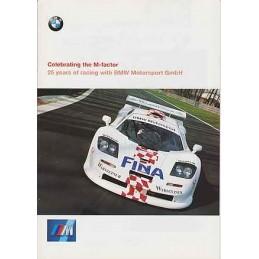 Historique / History BMW...