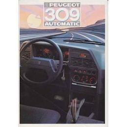 Catalogue / Leaflet PEUGEOT...