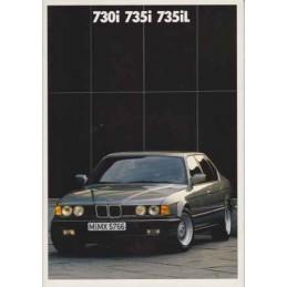 Catalogue / Brochure BMW...