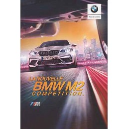 Catalogue / Brochure BMW M2...