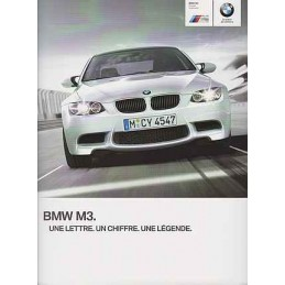 Catalogue / Brochure BMW M3...