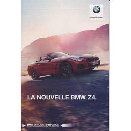 Catalogue / Brochure BMW Z4...