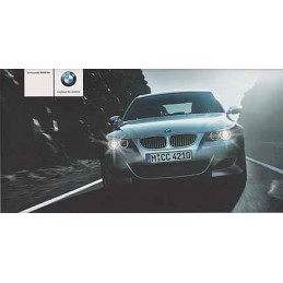 Catalogue / Brochure BMW M5...