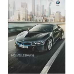 Catalogue / Brochure BMW i8...