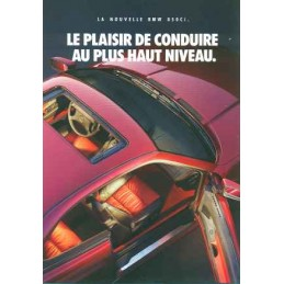 Catalogue / Leaflet BMW 850...