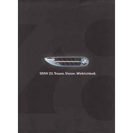 Catalogue / Brochure BMW Z8...