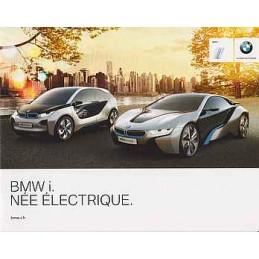 Catalogue / Leaflet BMW...