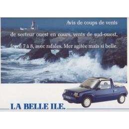 Catalogue / Sheet Renault 5...
