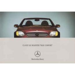 Catalogue / Sheet Mercedes...
