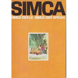 Catalogue / Leaflet SIMCA...