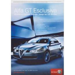 Catalogue / Sheet ALFA...