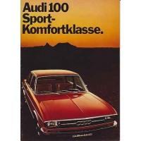 AUDI 100 1968 - 1976