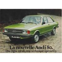 AUDI 80 1972 - 1978