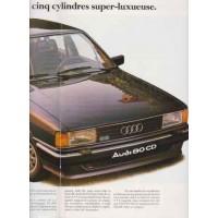 AUDI 80 1979 - 1986