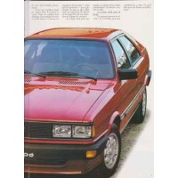 AUDI COUPE - QUATTRO 1980 - 1991