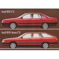 AUDI 100 1982 - 1989