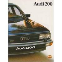 AUDI 200 1978 - 1982