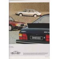 SAAB 900 1978 - 1993