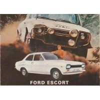 FORD ESCORT 1968 - 1974