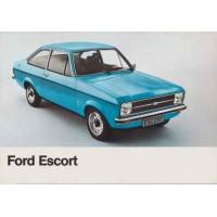 FORD ESCORT 1974 - 1979