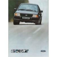 FORD ESCORT 1980 - 1990