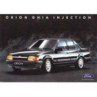 FORD ORION 1983 - 1990