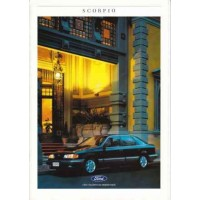 FORD SCORPIO 1985 - 1998
