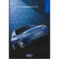 FORD MONDEO 1992 - 2000