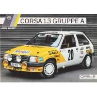 OPEL CORSA A 1982 - 1993