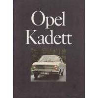 OPEL KADETT B 1966 - 1972