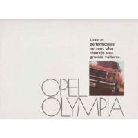 OPEL OLYMPIA 1968 - 1971