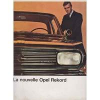 OPEL REKORD 1963 - 1967