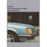 OPEL SENATOR A 1978 - 1987