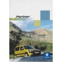 PEUGEOT PARTNER 2002 - 2011