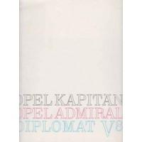 OPEL KAPITAN ADMIRAL DIPLOMAT 1964 - 1969
