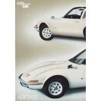 OPEL GT 1968 - 1973