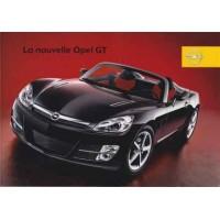 OPEL GT 2006 - 2008