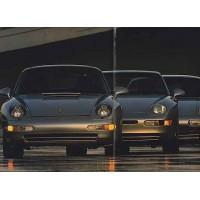 Porsche gamme