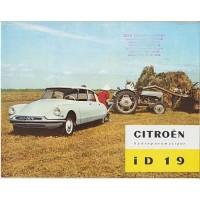 CITROEN DS - ID