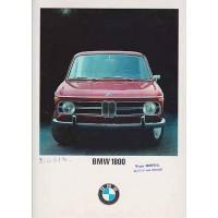 BMW 1500 1800 2000
