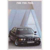 BMW SERIE 7 E32