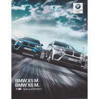 BMW X5M F15 X6M F16