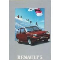 RENAULT 5 / SUPER 5 1985-1996