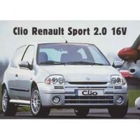 RENAULT CLIO 2 1998 - 2012