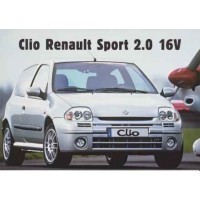RENAULT CLIO 2 RS 1998 - 2003