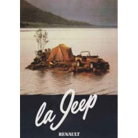 RENAULT JEEP