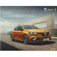 RENAULT Megane 4 RS 2017 - 2020